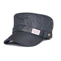 קיץ קלאסי קפטן שטוח כובע הזהב תבואה מפקד כובע 3color 1pcs מותג חדש מגיע