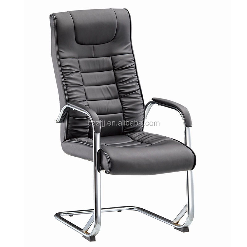 Cheap Metal Armrest Leather Executive Office Chair Without Wheels Buy Office Chair Without Wheels Cheap Office Chair Armrest Leather Executive Office Chair Product On Alibaba Com