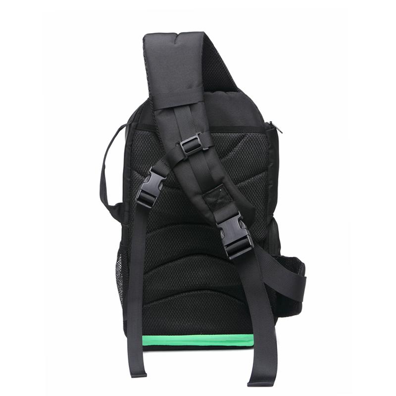 Wholesale Custom Logo Multi-function Travel Waterproof Oxford Shoulder Video Crossbody Backpack DSLR Camera Bags for Photography