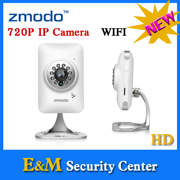 Home Security Without Monitoring Fees: Zmodo Home Wireless