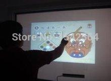 70″ 4 points transparent Touch Foil, Capacitive touch foil, touch sensitive screen film