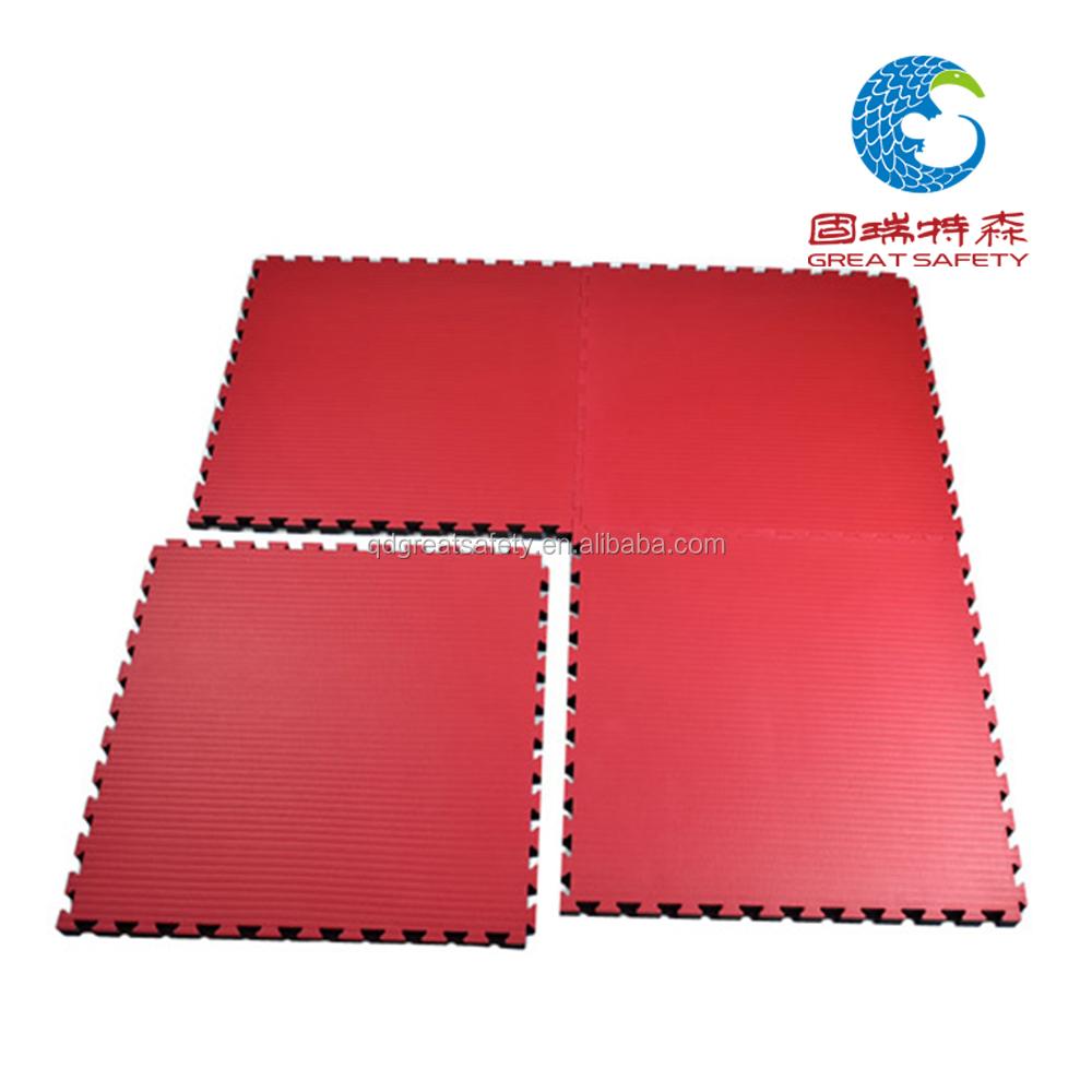 Eco Friendly eva foam tatami karate eva foam sports interlocking mat eva foam puzzle woodgrain floor