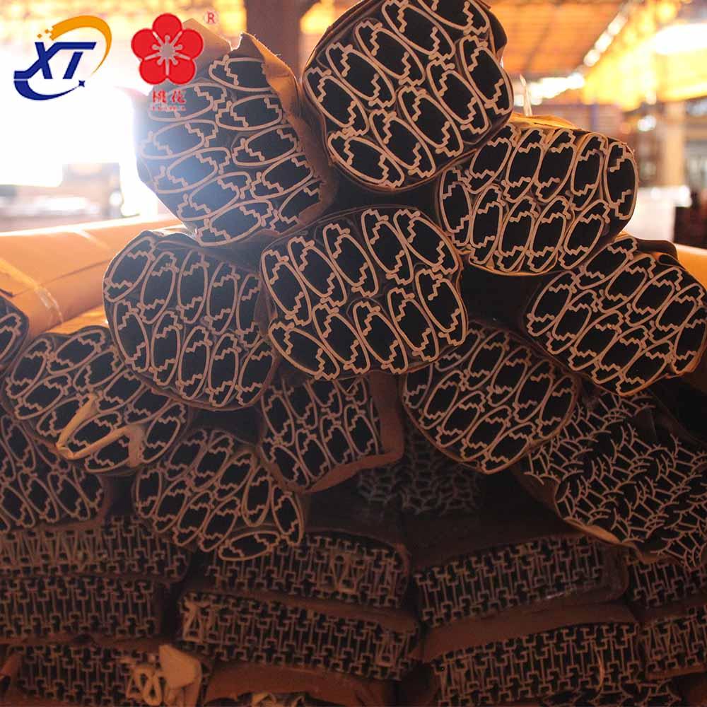 Экструзионный алюминиевый сплав, продажа с завода, анодированные алюминиевые жалюзи, промышленный экструдированный алюминиевый профиль, цена за кг