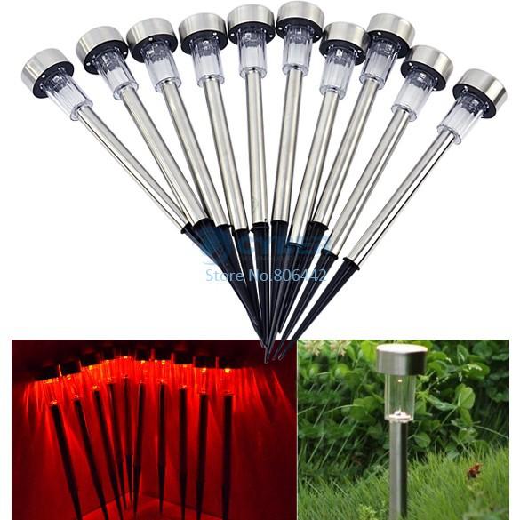 Outdoor Lighting On Sale: Holiday Sale Hot Sale Solar Lawn Light, Solar Garden Lamp