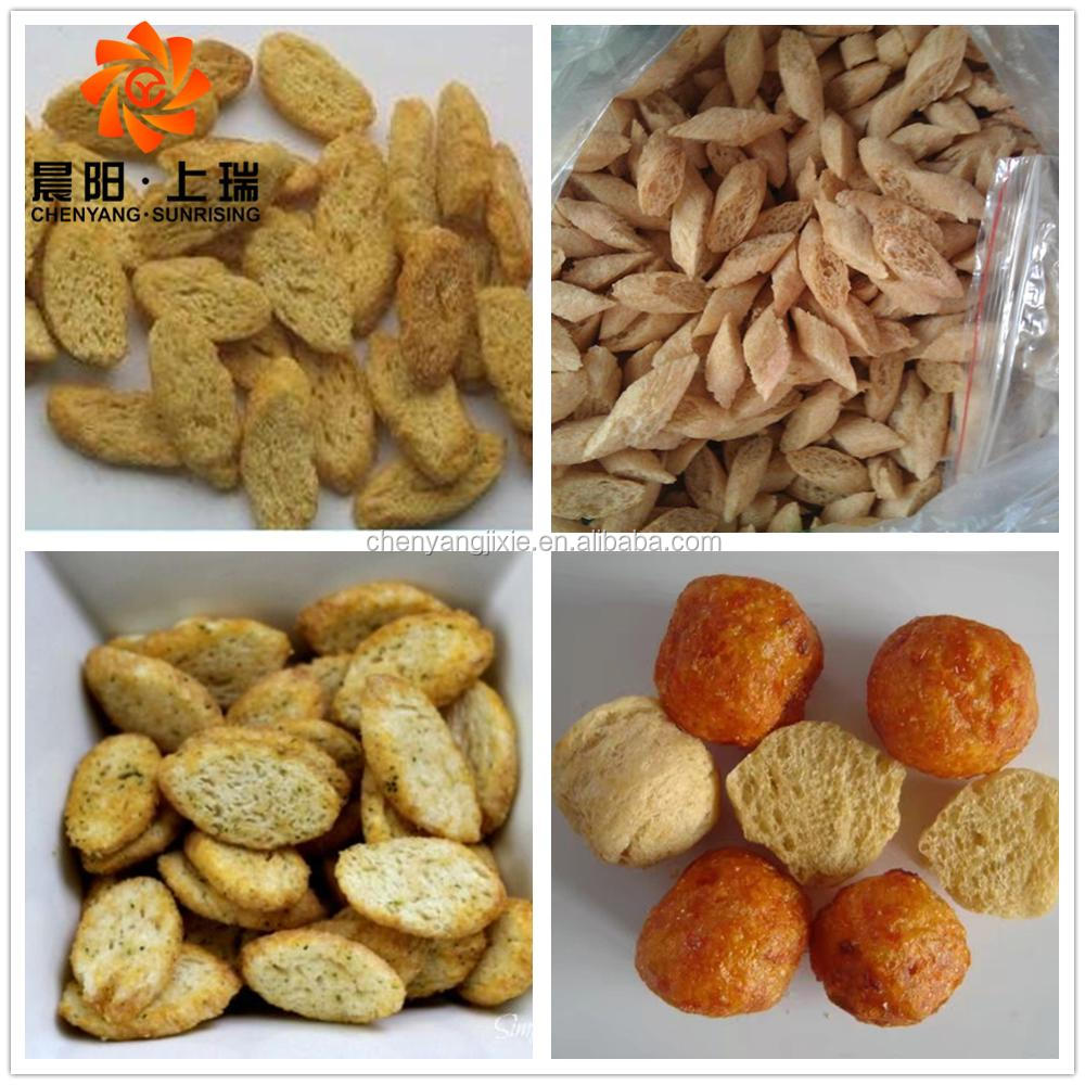 Puffed food machine corn chips making machine snacks food machine price