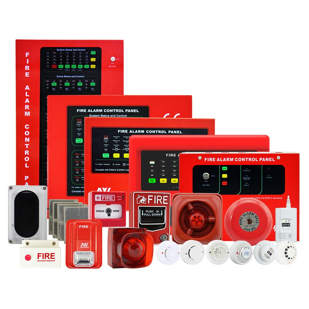 3 Alarm Sounder Conventional Strobe Sounder with 24V DC Horn Strobe