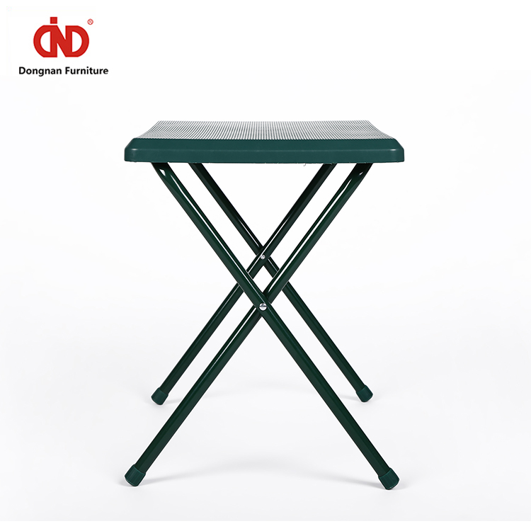 DN-T-01 HDPE Plastic Portable Camping Picnic Foldable Laptop Table