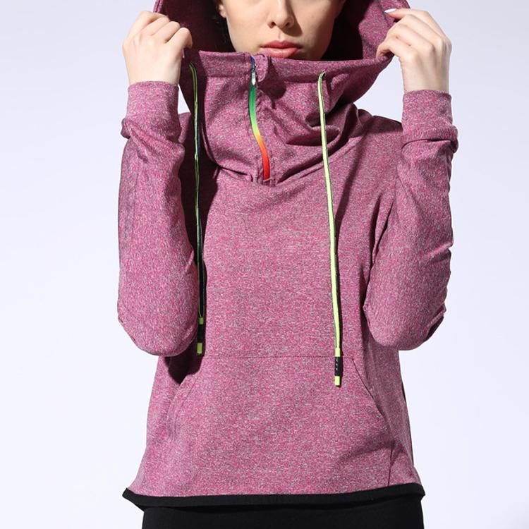 Custom Sports Wear Nylon Spandex Breathable Yoga Wear Nylon Jackets With  Hoodies Fitness Jacket Women - Buy Jacket Women,Yoga Jacket,Nylon Jackets  With Hoodies Product on Alibaba.com