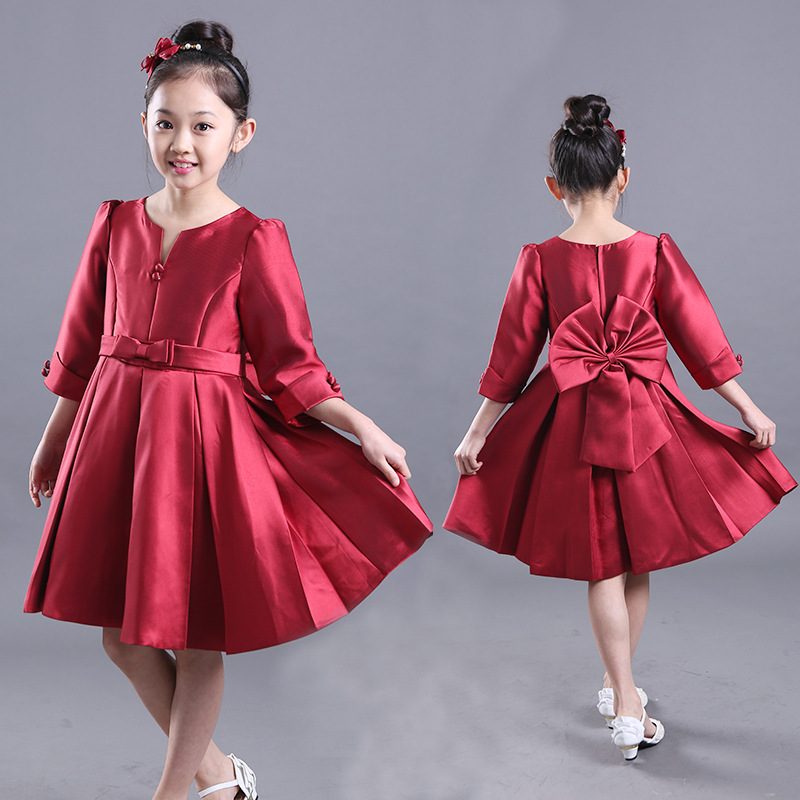 2016 Newest Cinderella Girls Fashion Kids font b Dresses b font Cinderella Costume Baby Girl Princess
