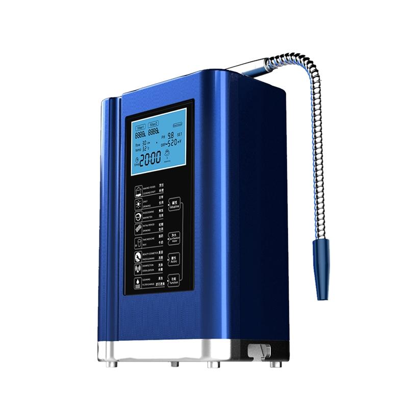 Multifunction Japan Alkaline Ionizer Korea Kangen Water Machine