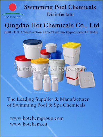 Water treatment chemicals swimming pool chlorine tablets - Swimming pool water treatment chemicals ...