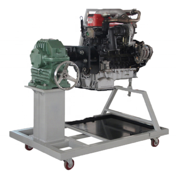 Teaching equipment of special diesel engine examination platform for teaching