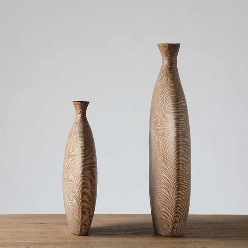 Best Selling luxury wedding decoration floor vases for home decor
