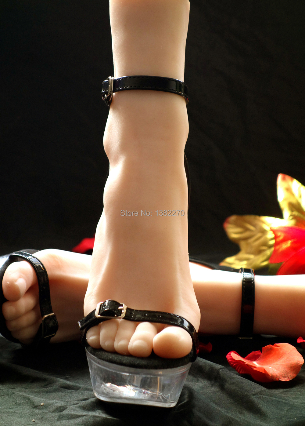 Are not Silicone feet sex toy