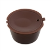 1 шт. многоразовый капсульный фильтр для кофе из нержавеющей стали сетчатая корзина для кофе кофеварка(Китай)