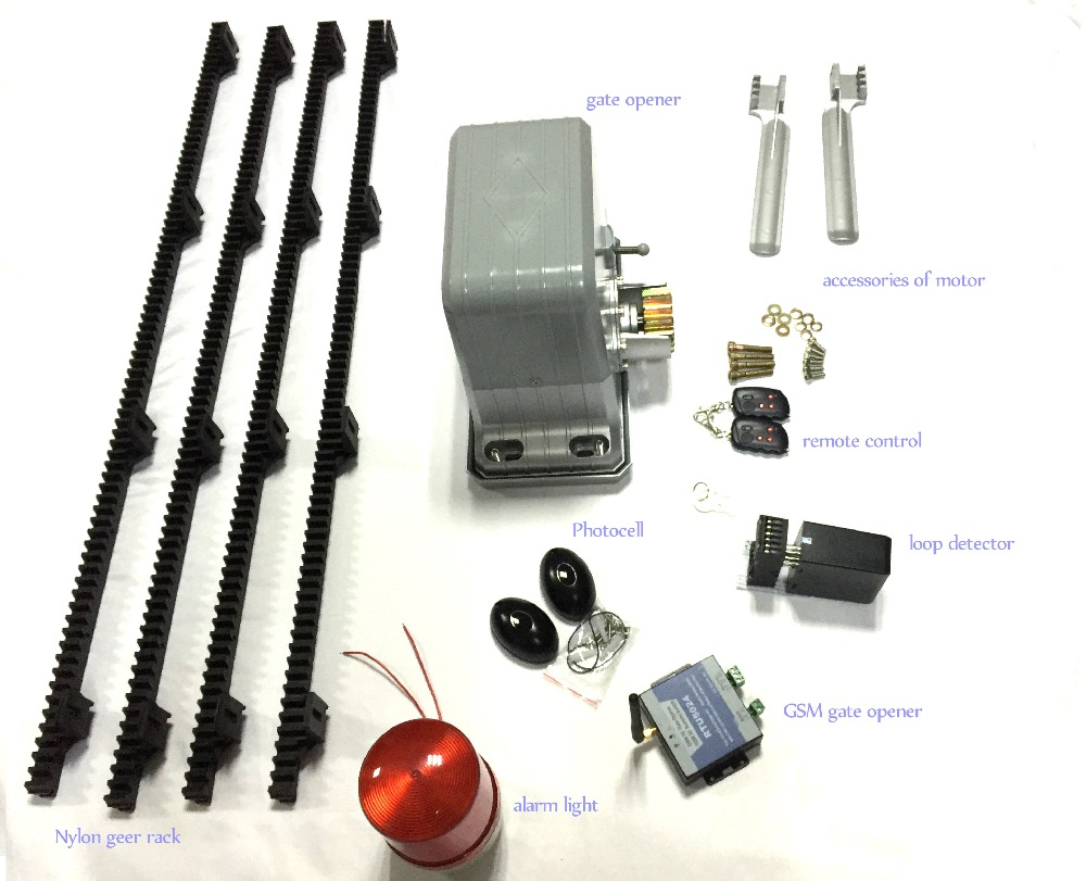 Online Buy Wholesale Electric Sliding Gate Motors From