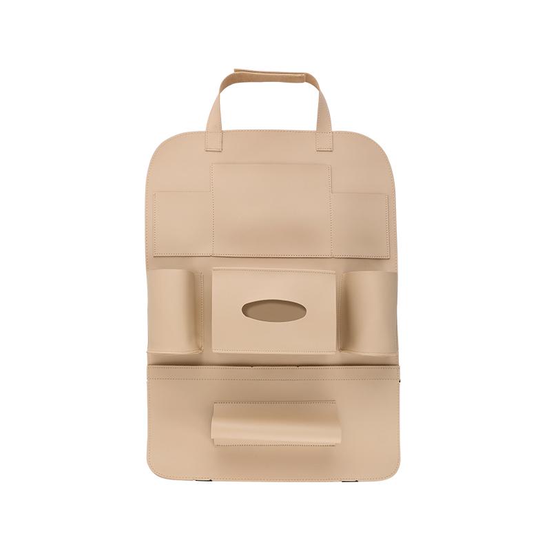 LOEN 1 шт., сумка для хранения в автомобиле, сумки для сидений, органайзер для укладки, универсальный задний багажник, защита карманов в авто(Китай)