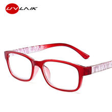 UVLAIK, анти-синие очки для чтения, дальнозоркость, для мужчин и женщин, дальнозоркость, очки для чтения по рецепту + 1,0 + 4,0(Китай)