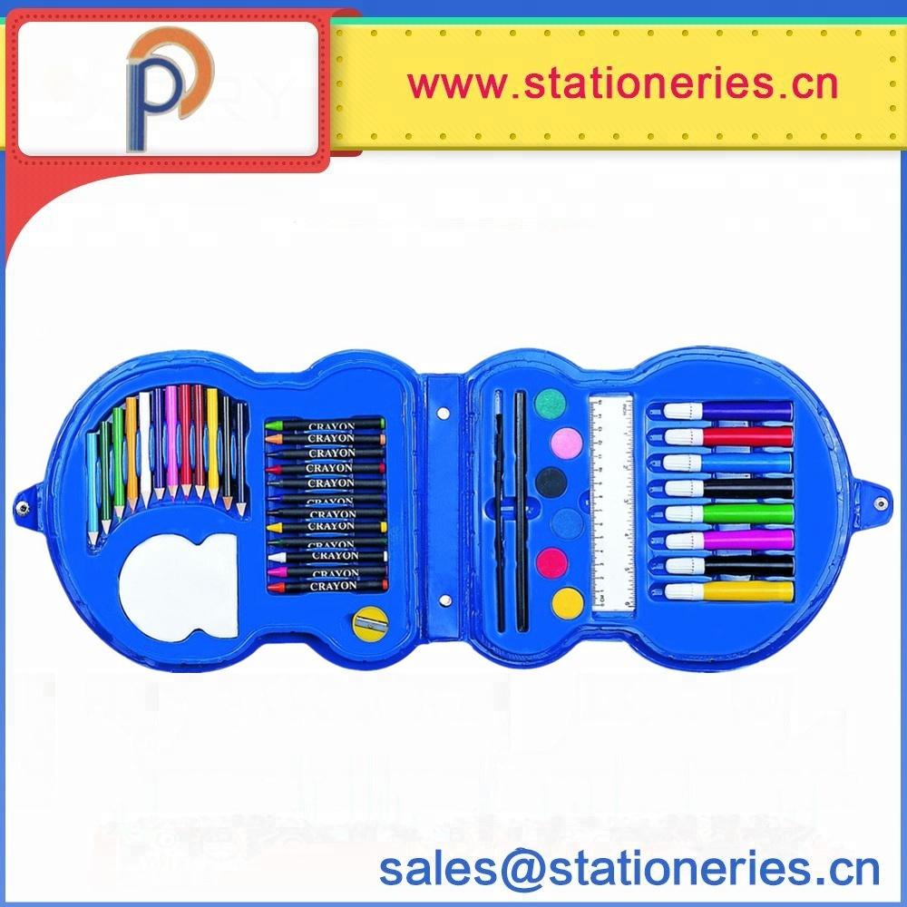 Лидер продаж 2018, детский художественный набор и набор канцелярских принадлежностей