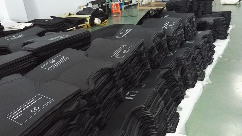 Уровень NIJ3A пуленепробиваемые Арамидные мягкие бронированные панели