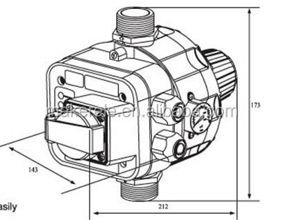 Adjustable Differential Pressure Switch Mk Wpps15
