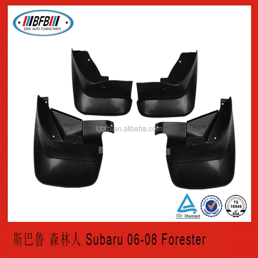Toyota Give More Power For The Upcoming 2020 Sequoia: Car Parts Wholesale Pp Mud Guard For Subaru Forester 2006