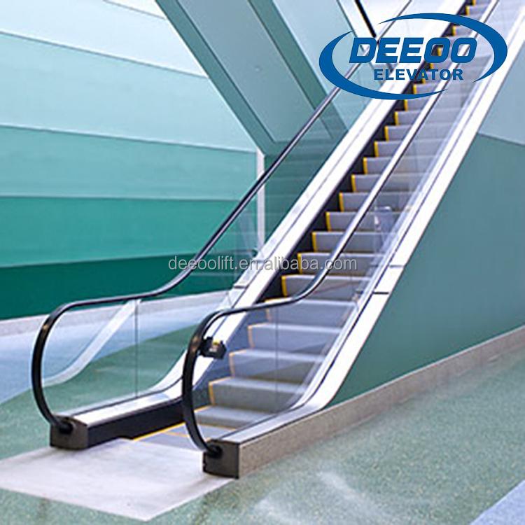 Эскалатор поручней высокого качества для торгового центра