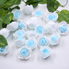 500PCSแสงสีฟ้าดอกไม้หัว