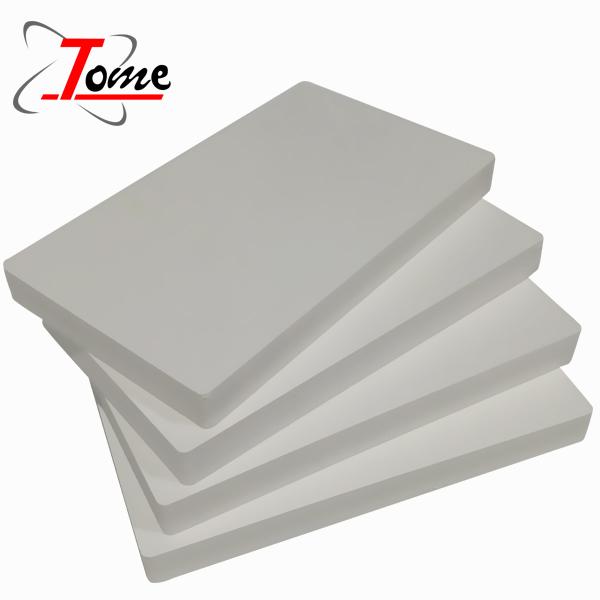 white pvc material foam board/board wood plastic composite wpc pvc foam board/high density white pvc foam board
