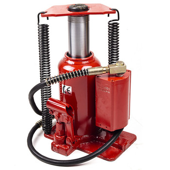 Professional 30 Ton Pneumatic Hydraulic Bottle Jack For Sale