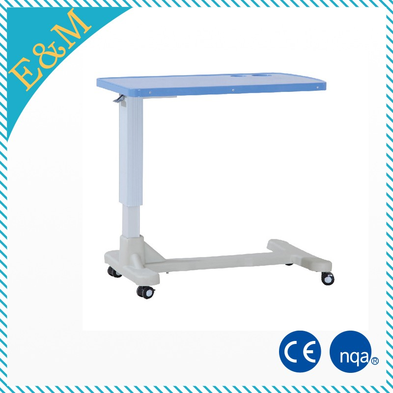 Импортное медицинское оборудование современного типа, экономичный стол над кроватью, больничный пищевой стол