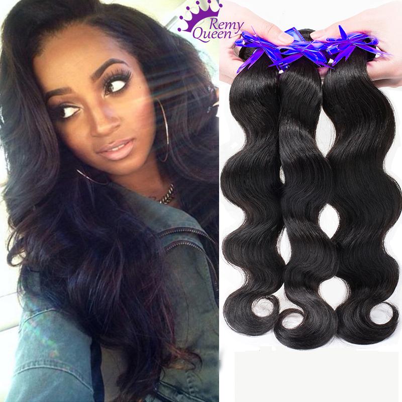 7A 3 bundles Peruvian virgin hair body wave Rosa hair products 100 Virgin human hair extensions