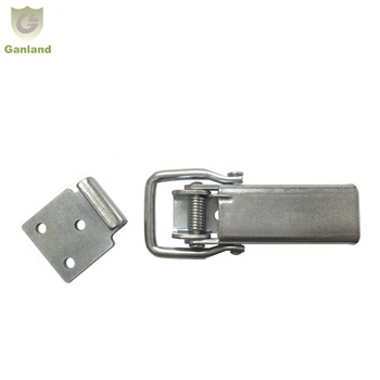 GL-14121 Adjustable Locking Toggle Latch With Catch Plate Clamp Clips