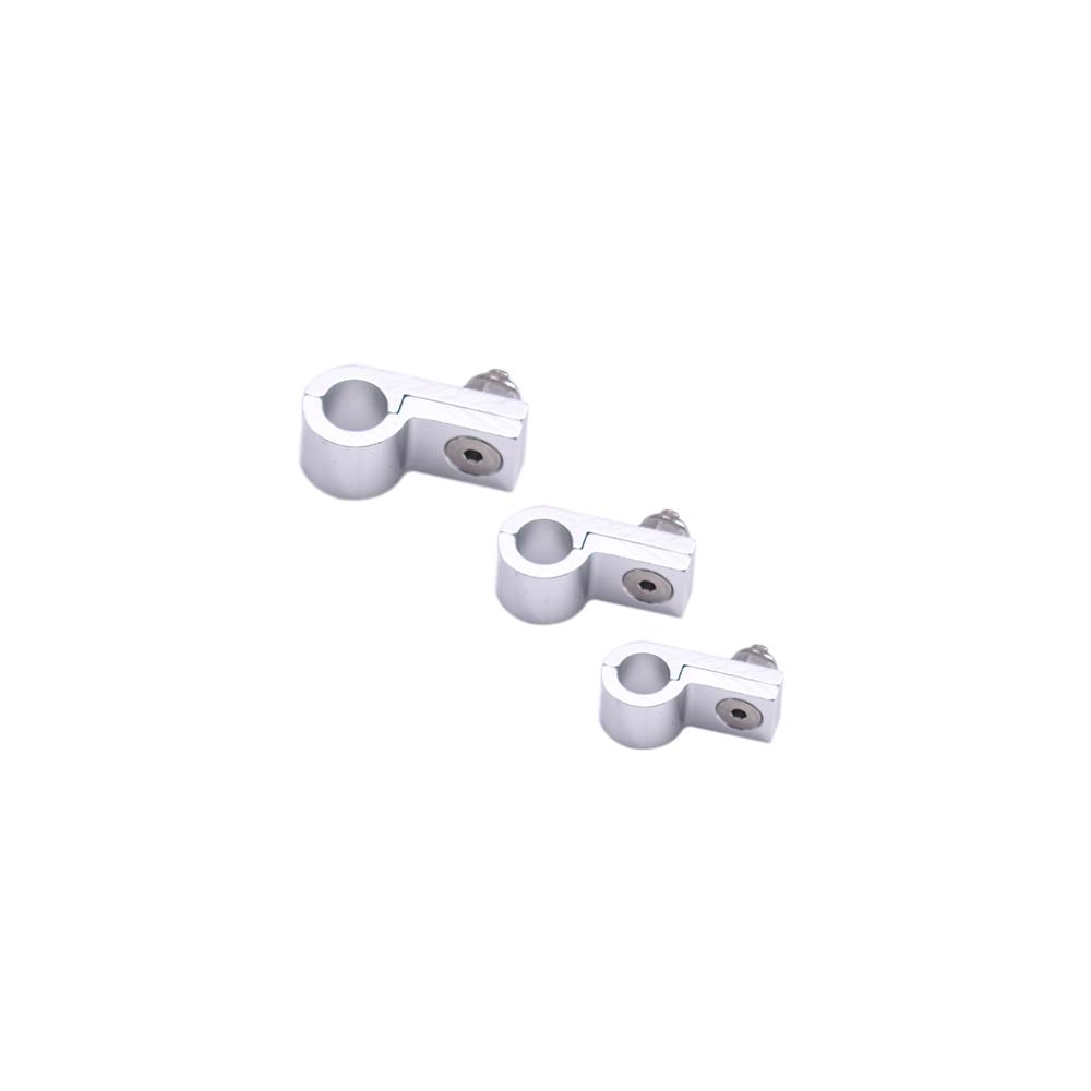 Зажимы для труб из алюминиевого сплава 6061-t6, зажимы для шлангов