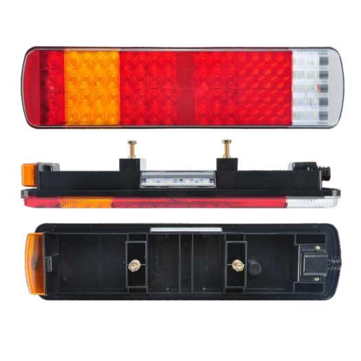 LED TRUCK TAIL LAMP FOR SCANIA TRUCK REAE LAMP LHD/RHD TRAILER TAILLIGHT