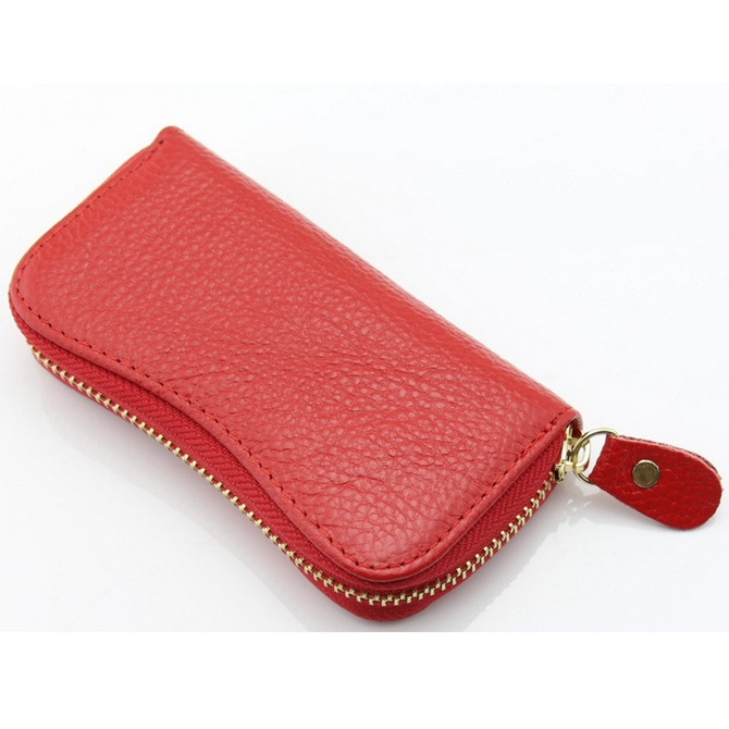 2016 new Korean high quality leather key cases Wallets