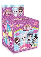 Кукла Eaki, для детей, в оригинальной коробке(Китай)