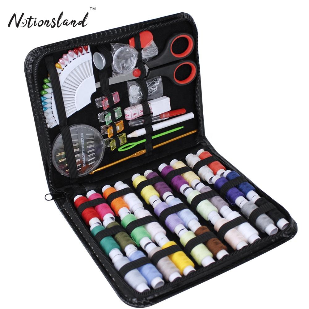 Fashion Bag Sewing Kit Christmas gift Home My first sewing kit Travel Home Sewing Kit for family
