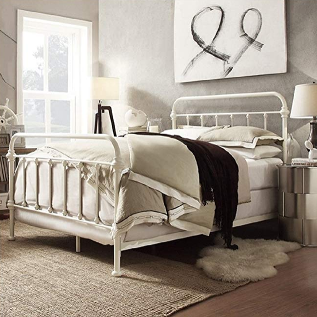 Cheap Beds For Sale,Metal Single Bed On Sale,Single Metal Beds