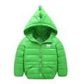 Children Down Jacket Winter Coats Warm Clothes For Baby Boys and Baby Girls Thick Cotton Outerwear