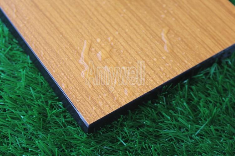amywell sample gratuit grain de bois imperm able l 39 eau hpl compact panneau stratifi. Black Bedroom Furniture Sets. Home Design Ideas
