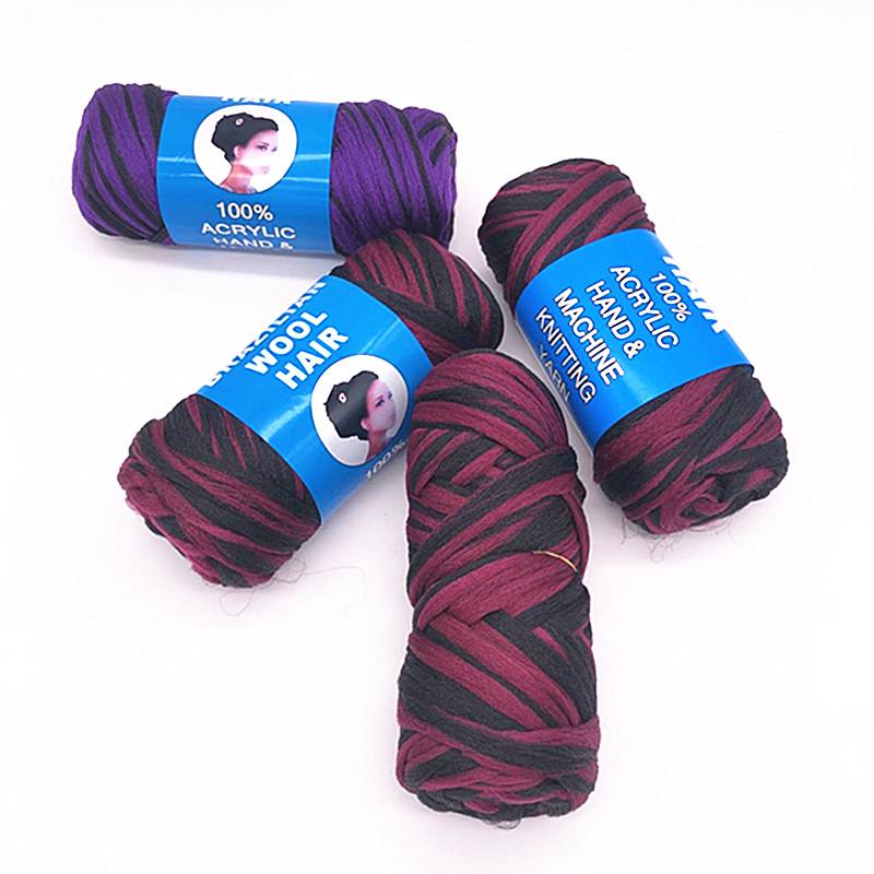 Cheap price hand knitting polypropylene filament bcf pp carpet yarn
