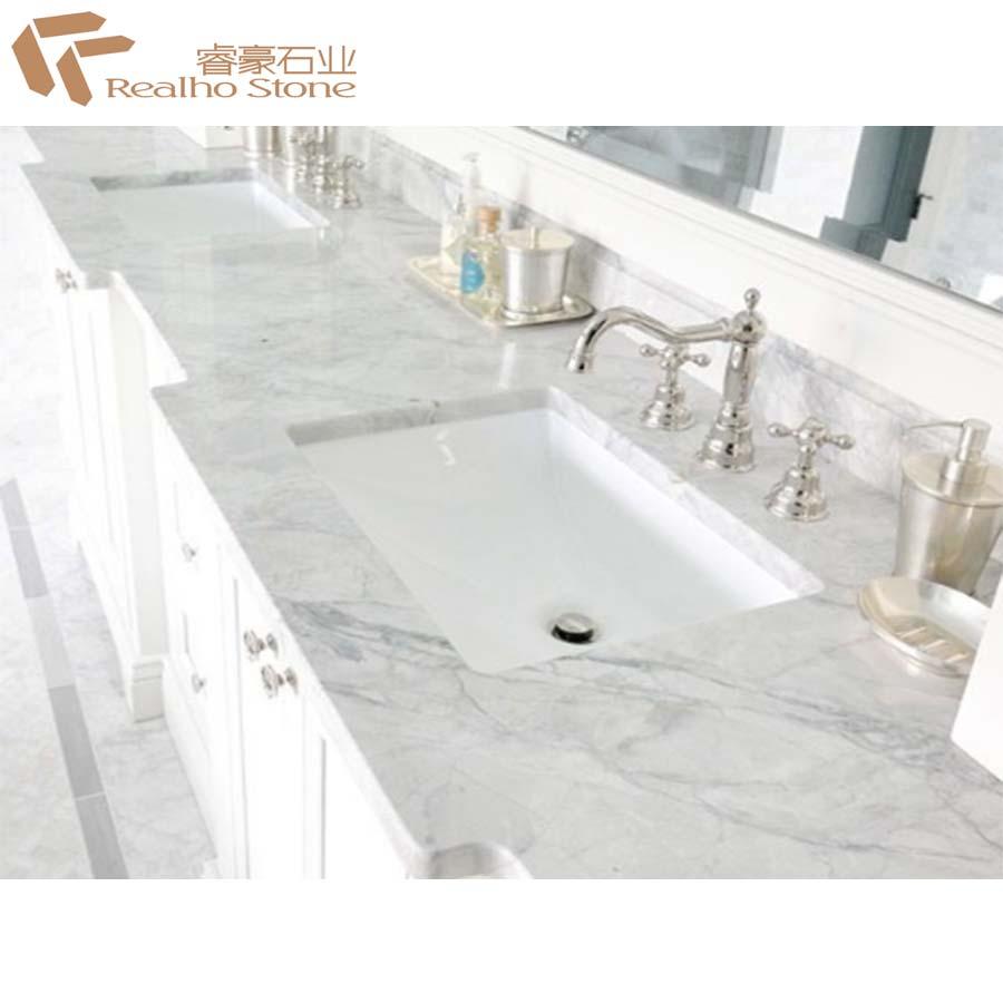 Bianco Statuario Venato Marble Bathroom Vanity Top For Hotel Modern Design Interior Decor Buy Statuario Venato Marble Vanity Top Modern Design Vathroom Vanity Top Interior Decor Vanity Top Product On Alibaba Com