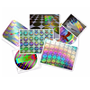 self adhesive holographic film