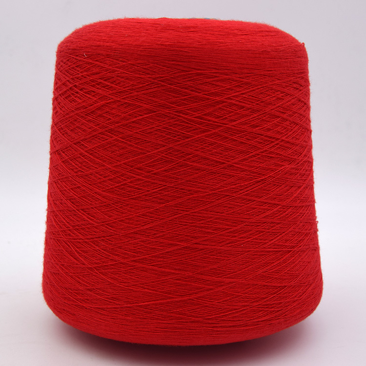 Wholesale 69Gsm 100% Cotton Compact Combed Cone Crochet Yarn