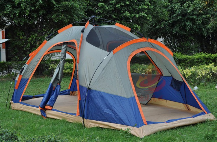 Large Family Tent Camping Tent Sun S 171 Cool Camping Gear