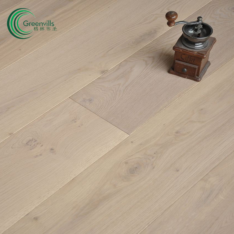 Plank White Oak Engineered Wood