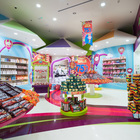 Shop Design Modern Style Candy Shop Interior Design Colourful Candy Shop Decorations Furniture For Sale