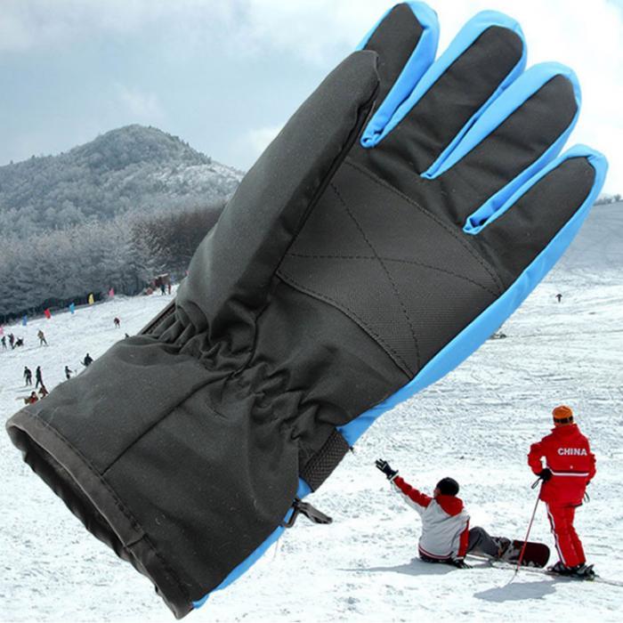 Women Men Winter Warm Gloves Waterproof Gloves Snowboard Outdoor Ski Athletic Mittens Xrq88 Men's Gloves