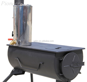 High Quality Tent Heating Portable Wood Stove Stainless